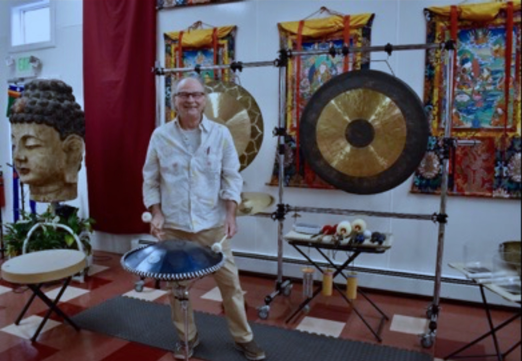 Healing Sound Journey with Paul Campbell