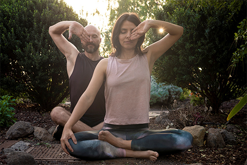 Introduction to Yantra Yoga with Nataly Nitsche and Maxim Leschenko